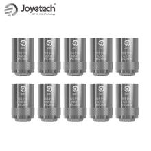 Original Joyetech BF SS316 Head 0.5ohm/0.6ohm/1.0ohm Replacement Coil 5pcs/lot For CUBIS/eGO AIO Kit/Cuboid Mini E-Cig coil