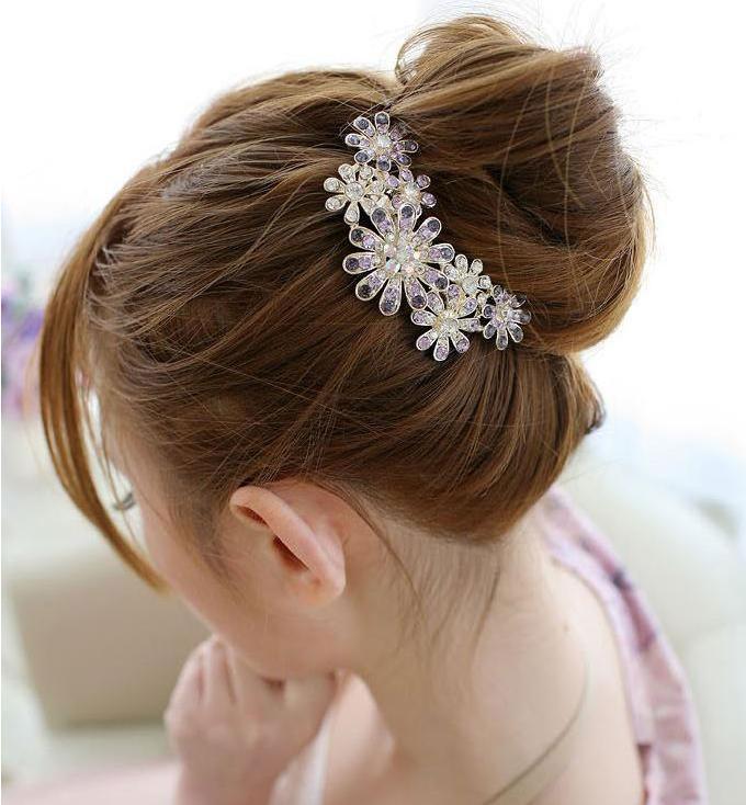 Liga de Cristal Lote Faça Você Mesmo Multi Conjunto Auger Noiva Hairpin Flor P-pin & Pente Cabelo Fecho Ferramentas Estilo Acessórios Ha1444 60 Pçs –