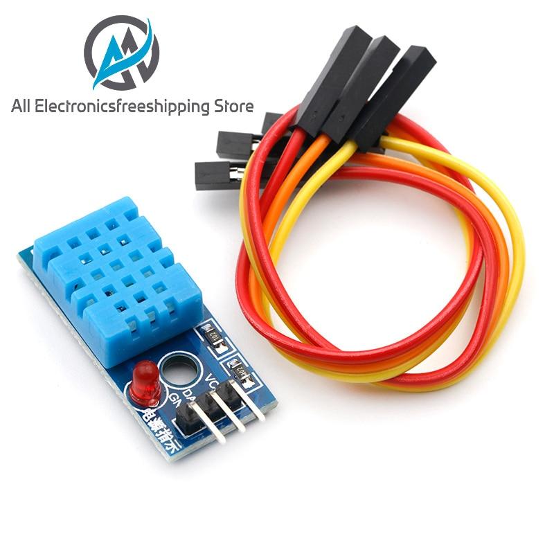 1PCS New DHT11 Temperature And Relative Humidity Sensor Module