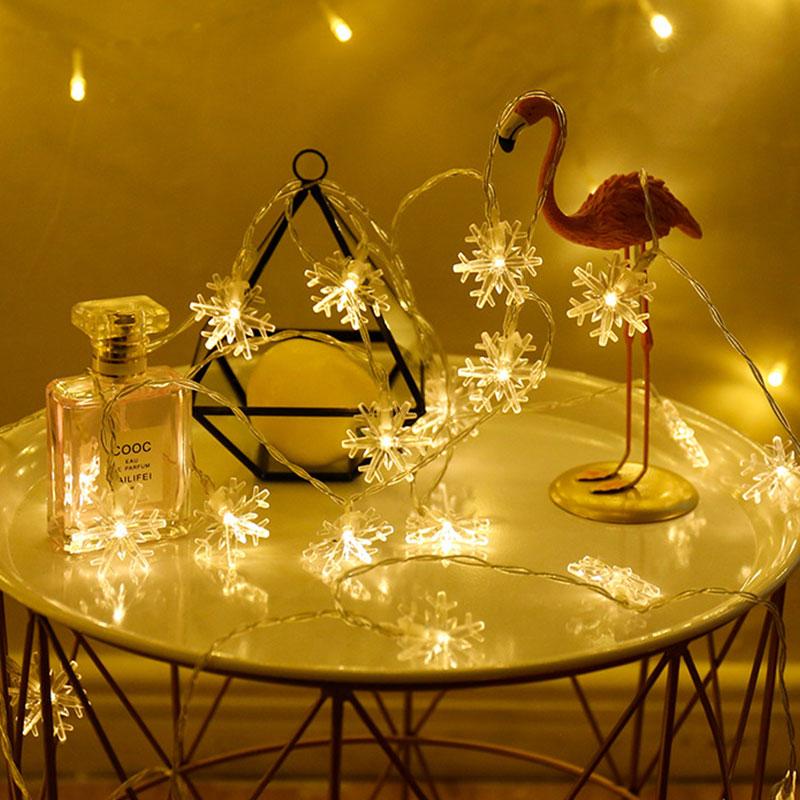 Christmas Lights Outdoor Decoration Indoor String Lights Fairy Lights Led Halloween Holiday Fairy  Guirlande Lumineuse Led