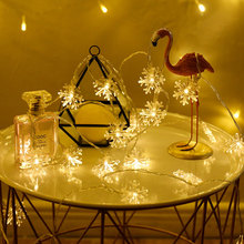 christmas lights outdoor decoration indoor string fairy led halloween holiday  guirlande lumineuse
