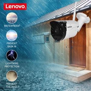 Image 3 - LENOVO Wireless CCTV System 1080P  outdoor CCTV Camera 2MP 8CH NVR IP IR CUT  IP Security System video Surveillance