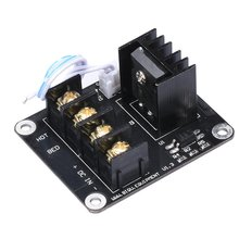 3D hot bed printer power module / focus MOSFET expansion Inc 2pin lead with Cable for Anet A8 A6 A2 ramps 1.4