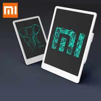 Xiaomi Mijia LCD écriture tablette dessin électronique écriture Pad Message avec stylo numérique carte graphique