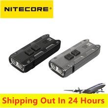 Оригинальное зарядное устройство NItecore наконечник, SE, светящийся светильник брелок Светильник 700 люмен мини-светильник LED с USB Перезаряжаемы...