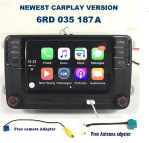 Радиоприемник 6RD 035 187A Desai Carplay RCD330 330G Plus 6,5