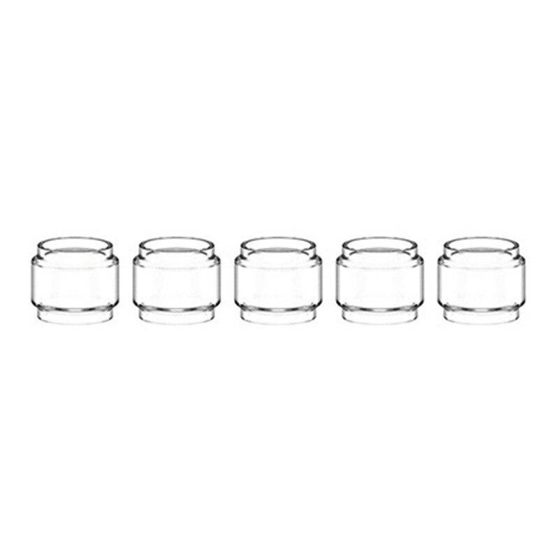 5PCS FATUBE Bubble Glass tube for GeekVape Zeus X mesh Sub Ohm zeus Dual RTA  Pyrex fatboy Glass tank 1