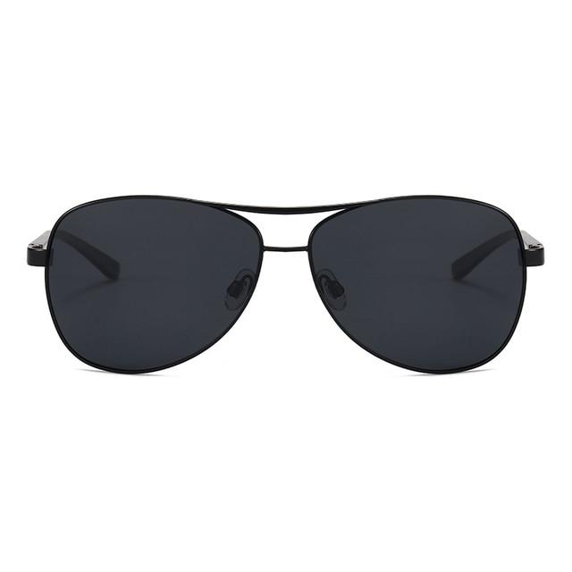 Gafas de sol de aluminio y magnesio para hombre, lentes de conducción de espejo, con revestimiento polarizado, accesorios, novedad de 2020 4