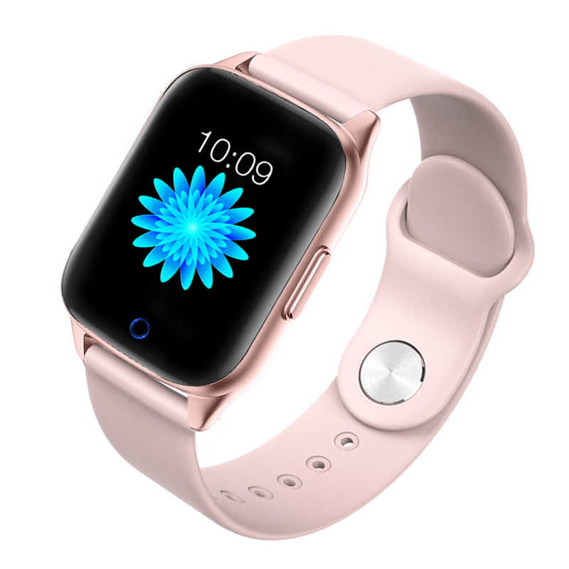 LIGE smart watch delle donne impermeabile di Sport Per IOS Android phone Smartwatch Donna del cuore Rate Monitor di Pressione Sanguigna inseguitore di fitness