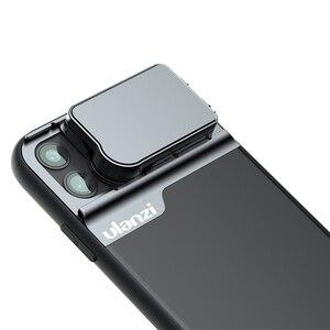 Image 5 - Ulanzi u lens 5 w 1 zestaw obiektywów telefonicznych 20X Super makro obiektyw CPL Fisheye teleobiektyw do iPhone 11/11 Pro/11 Pro Max Pixel 4 XL