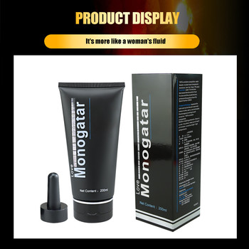 Lubrication Used for Anal Plug 200ML Water-based Lubricant for Sex , Sex, Lubricant Anal Sex Toys Couple Gift for Sex 2