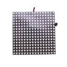 P10mm 16*16 พิกเซล 256 LEDs MINI LED Matrix WS2812 WS2812b