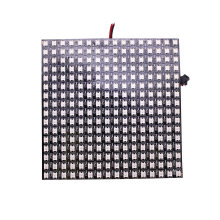 P10mm 16*16 pixel 256leds flessibile mini matrice di led ws2812 WS2812b