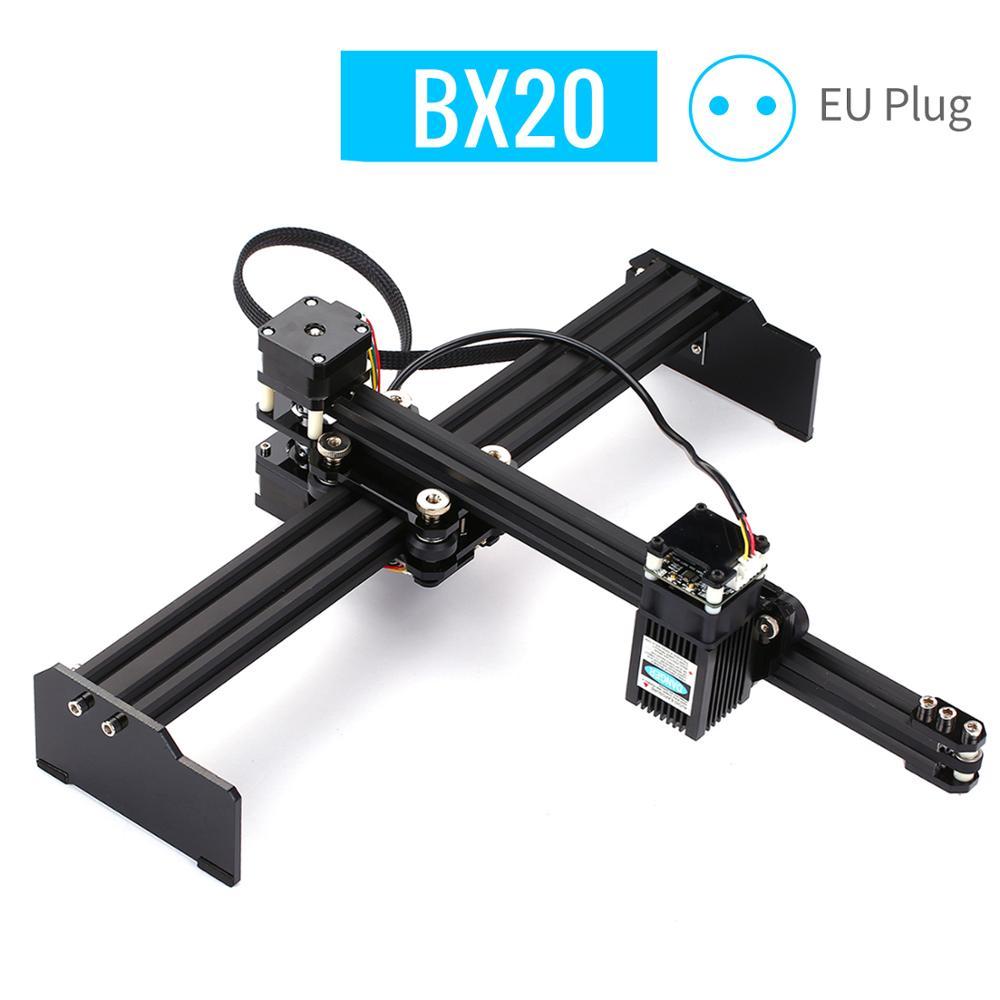 20W High Speed Mini Desktop Laser Engraver Printer Portable DIY Laser Engraving Cutter Machine For Wood Plastic Bamboo Leather