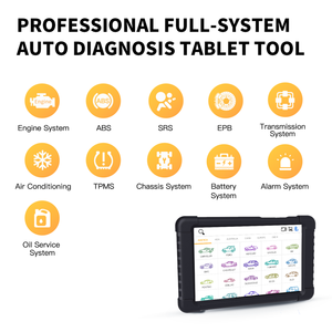 Image 2 - Humzor NexzDAS Pro OBD2 Car Scanner Diagnostic Tool for Auto ABS Airbag SAS Oil DPF EPB Reset ODB2 Support All Systems