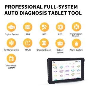 Image 2 - Humzor nexzdasプロOBD2車スキャナー診断ツールオートabsエアバッグsasオイルdpf epbリセットODB2サポートすべてシステム