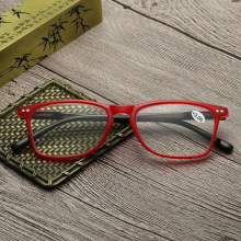 PC Reading Glasses Anti-radiation Anti-fatigue Resin  Presbyopic Care