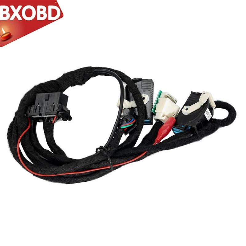 FEM Тесты платформа кабели для B-M-W FEM/BDC ключевой программист данных для рабочего стола, Тесты вагон-платформа диагностические кабели и разъем...