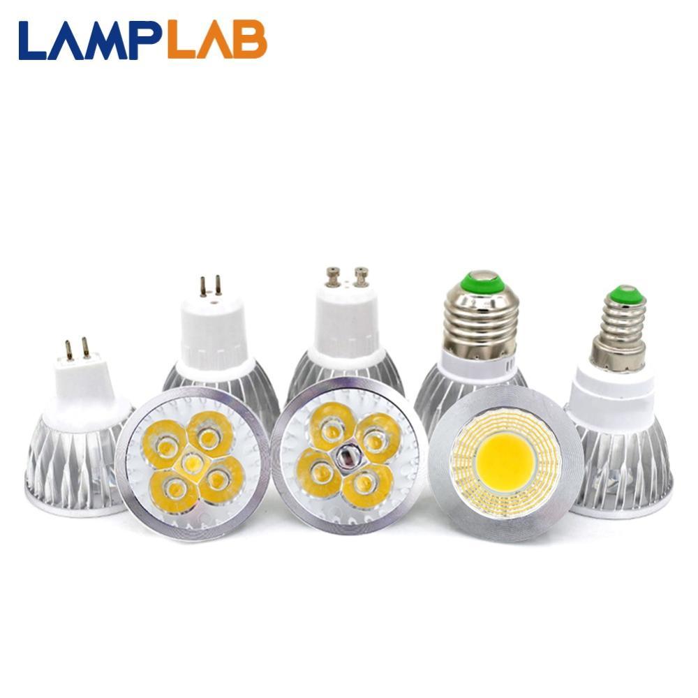 Led Bulb Spotlight Light Spot Cfl Lamp MR16 GU10 E14 E27 Lampada Diode GU5.3 2835 SMD 3W 220V 110V For Home Decor Energy Saving