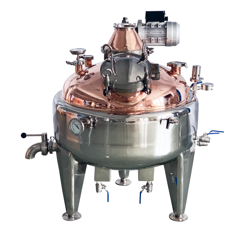 130L Double Wall/ Steam Jacket  Boiler, Distillation Tank,  Tank. Micro Brewery  Tank. Stainless Steel 304