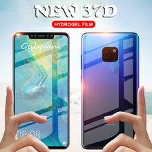 Front & Back New 37D Screen protector For Huawei P30 Pro P20 Mate 20 Li