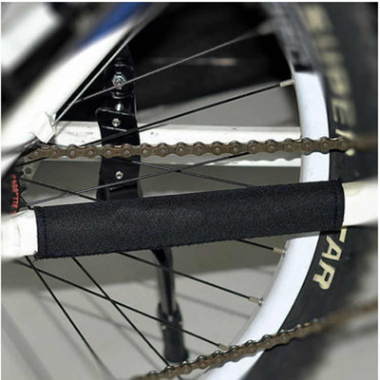Fahrrad Rahmen Kette Schutz Mountainbike Bleiben Gabel Schutz BikeGuard Schutzhülle Pad Wrap Abdeckung Radfahren Zubehör