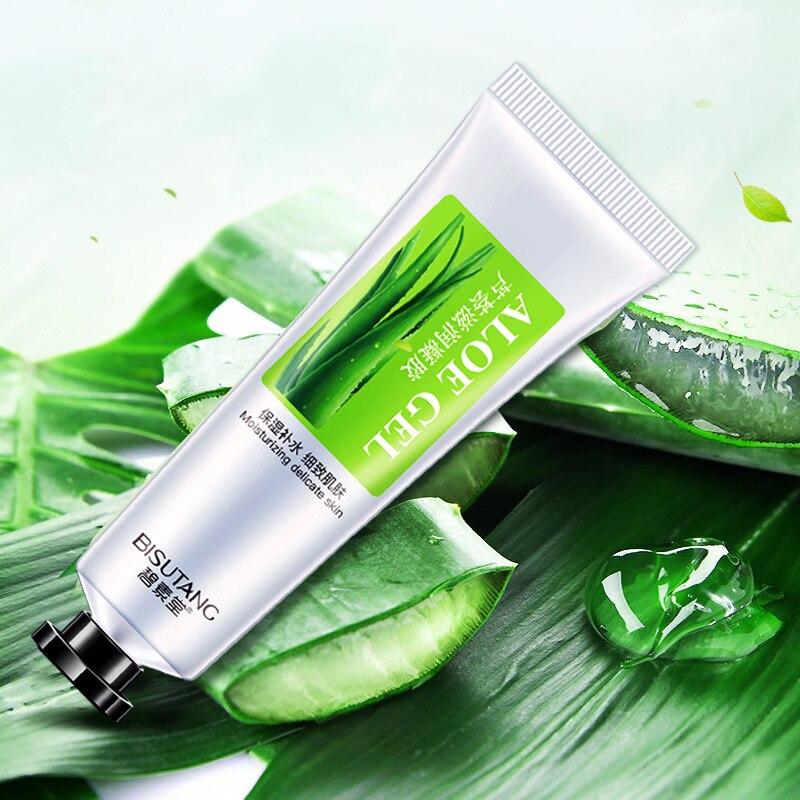 30ml Face Cream Aloe Soothing Gel Aloe Vera Gel Skin Care Remove Acne Moisturizing Day Cream After Sun Lotions Aloe Gel 4