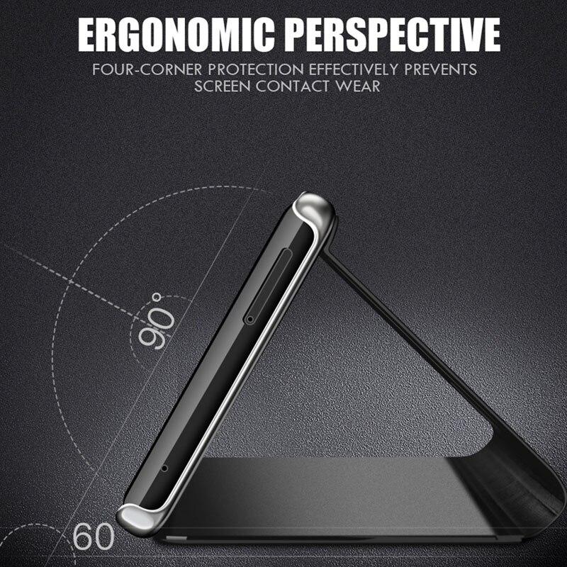 Smart Mirror Flip Case For Huawei Honer 20 s s20 MAR-LX1H 3