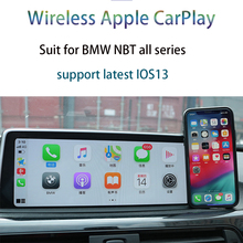 Android Auto Wireless Apple CarPlay Video Multimedia Interface Box For BMW 6 Series F06 F12 F13 With NBT Navigation System