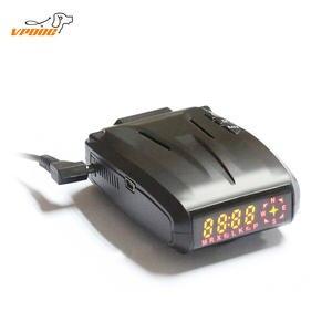 Car accessoriesRadar detector GPS high radar sensitivity x k ka laser bands