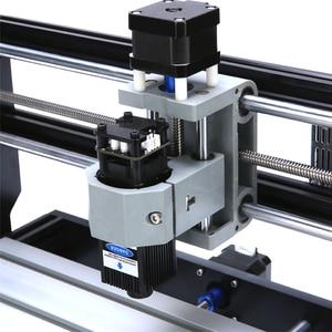 Image 4 - CNC 3018 PRO Laser Incisore di Legno Macchina del Router di CNC GRBL ER11 Hobby FAI DA TE Macchina Per Incisione per Legno PCB PVC Mini CNC3018 Incisore
