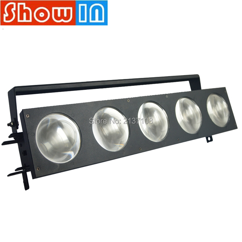 5*10W RGB CREE LED Matrix Beam Bar Blinder Light for Nightclub Party Wedding Club Pro Sound System Event Stage DJ Disco Lighting