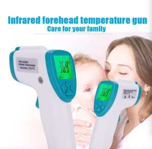 Infrared Forehead Digital Non-Contact Electronic Ear Baby Adult