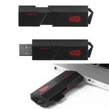 USB 3,0 кард-ридер высокая скорость T-Flash TF карта памяти адаптер качество 2 в 1 кард-ридер