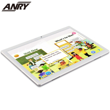 цена на ANRY 10 Inch Android Tablet 3G Call Quad Core 1GB RAM 16GB ROM Kids Tablet 3G Network Wifi GPS Bluetooth