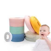 2 м мягкие детские Безопасность настольная защитная полоса для