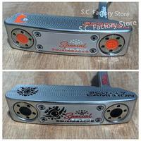 Freeshiping FedEx. Scotty Special Select Squareback2 Square Back 2 Squareback 2 Clown Cameron Orange Cat Golf Putter Golf Putter