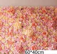 1 шт. Искусственный цветок розы стеновые панели фон для дома вечерние свадьбы Рождество Фестиваль фото Backgdrop Декор