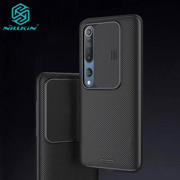 Camera Protection Case For Xiaomi Mi 10 Mi10 Ultra Nillkin Slide Protect Lens Protection Cover for Xiaomi Mi 10 Pro Case