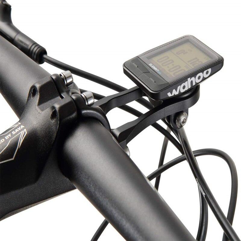 Купить с кэшбэком Hot Sale A Set Practical Bicycle Computer Mount Bracket For WAHOO BOLT MINI GPS Extensor Bracket