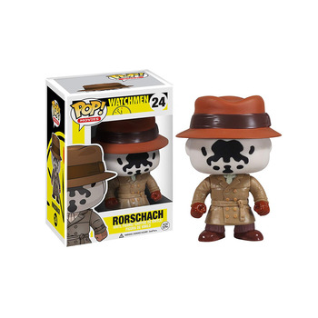 FUNKO POP WATCHMEN RORSCHACH Vinyl Model Action Figures Collection Model Toys for Birthday Party Gifts 2