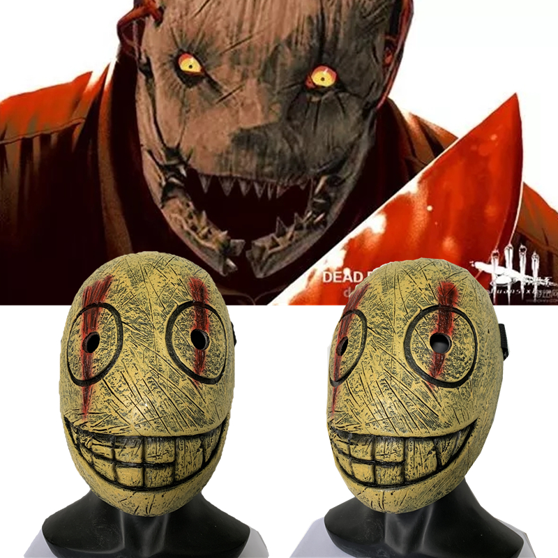 Trapper Halloween Costumes 2020 Dead by Daylight Cosplay Masks Horror Game The Trapper Latex