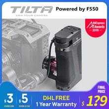TILTA Side Focus handvat aangedreven door F550/E6 voor z cam