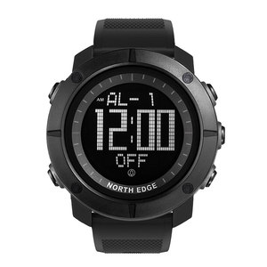 Image 3 - NORTH EDGE Mens sports Digital watch Hours for Running Swimming military army watches water resistant 50m stopwatch timer