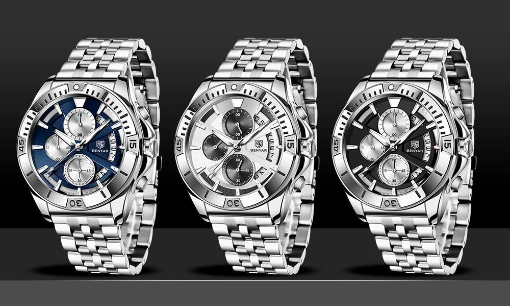 Benyar Design BY-5180 Men's Watch