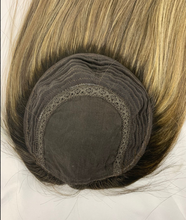 Alishevy Hair-Topper Virgin-Hair Kosher Jewish Fall European 6100-Color Non-Proce