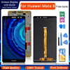 """100% Original 6.0"""" For Huawei Mate 8 NXT-L29 LCD Display Touch Screen Digitizer Replacement Parts With Frame For Mate 8 Display"""
