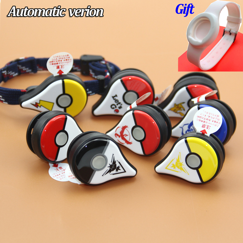 Auto Catch For Nintendo Pokemon GO Plus Bluet Bluetooth Interactive Pokemongo Plus APP Pokemongo Figure Toys IOS/Android