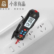DUKA LCD דיגיטלי מודד עט DLBS 600 קול אור מעורר מסך ללא מגע זיהוי בוחן מטר דיוק גבוה מודד