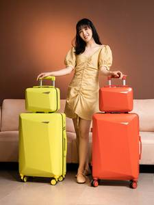 Handbags Suitcase Rolling-Luggage Travel Boardable Snugcozy Good-Quality Easy Perfect-Capacity